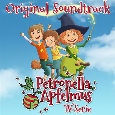 Petronella Apfelmus - Original Soundstrack zur TV-Serie